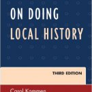 Ebook 978-0759123700 On Doing Local History (American Association for State and Local History)