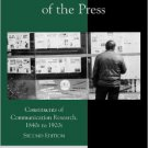Ebook 978-0742511347 Social Theories of the Press: Constituents of Communication Research, 1840s