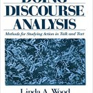 Ebook 978-0803973510 Doing Discourse Analysis: Methods for Studying Action in Talk and Text
