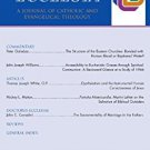 Ebook Pro Ecclesia Vol 17-N4: A Journal of Catholic and Evangelical Theology