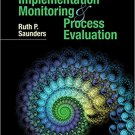 Ebook 978-1483308098 Implementation Monitoring and Process Evaluation