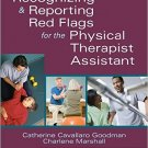 Ebook 978-1455745388 Recognizing and Reporting Red Flags for the Physical Therapist Assistant