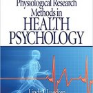 Ebook 978-1412926058 Handbook of Physiological Research Methods in Health Psychology
