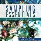 Ebook 978-1412952217 Sampling Essentials: Practical Guidelines for Making Sampling Choices