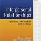 Ebook 978-0323242813 Interpersonal Relationships: Professional Communication Skills for Nurses