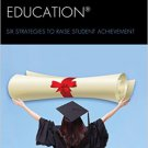 Ebook 978-1475820072 Maximum Impact Education: Six Strategies to Raise Student Achievement