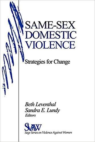 Ebook 978-0761903222 Same-Sex Domestic Violence: Strategies for Change (SAGE Series on Violence a