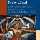Ebook 978-0742567276 The Global New Deal: Economic and Social Human Rights in World Politics (New