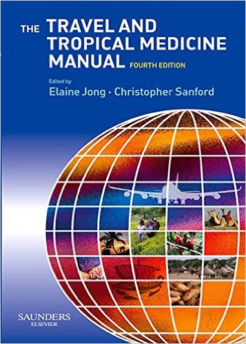 Ebook 978-1416026136 The Travel and Tropical Medicine Manual
