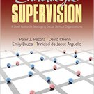 Ebook 978-1412915434 Strategic Supervision: A Brief Guide for Managing Social Service Organizatio
