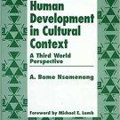 Ebook 978-0803946361 Human Development in Cultural Context: A Third World Perspective (Cross Cult