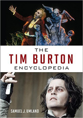 Ebook 978-0810892002 The Tim Burton Encyclopedia
