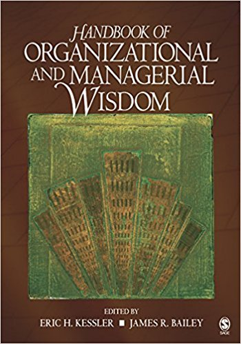 Ebook 978-1412915618 Handbook of Organizational and Managerial Wisdom