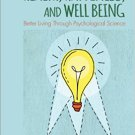 Ebook 978-1452203171 Health, Happiness, and Well-Being: Better Living Through Psychological Scien