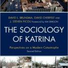 Ebook 978-1442206274 The Sociology of Katrina: Perspectives on a Modern Catastrophe
