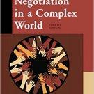 Ebook 978-1442231078 International Negotiation in a Complex World (New Millennium Books in Intern