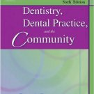 Ebook 978-0721605159 Dentistry, Dental Practice, and the Community