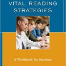 Ebook 978-1475822236 Learning Vital Reading Strategies: A Workbook for Students