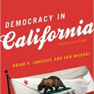 Ebook 978-1442247512 Democracy in California: Politics and Government in the Golden State