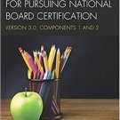 Ebook 978-1475824827 Successful Strategies for Pursuing National Board Certification: Version 3.0