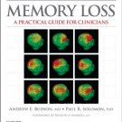 Ebook 978-1416035978 Memory Loss: A Practical Guide for Clinicians (Expert Consult Title: Online
