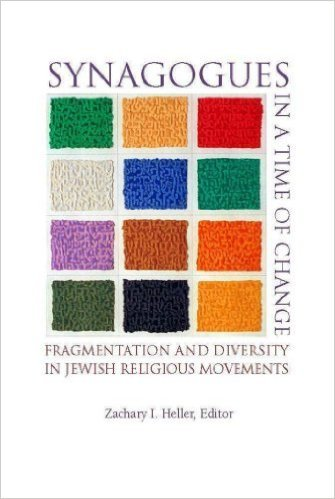Ebook 978-1566993890 Synagogues in a Time of Change: Fragmentation and Diversity in Jewish Religi