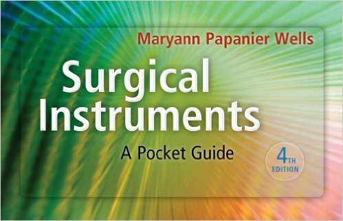 Ebook 978-1437722499 Surgical Instruments: A Pocket Guide