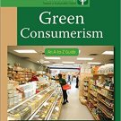 Ebook 978-1412996853 Green Consumerism: An A-to-Z Guide (The SAGE Reference Series on Green Socie
