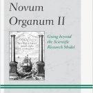 Ebook 978-1475809992 Novum Organum II: Going beyond the Scientific Research Model