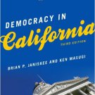 Ebook 978-1442203372 Democracy in California: Politics and Government in the Golden State