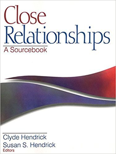 Ebook 978-0761916062 Close Relationships: A Sourcebook