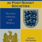 Ebook 978-0742518872 National Integration and Violent Conflict in Post-Soviet Societies: The Case