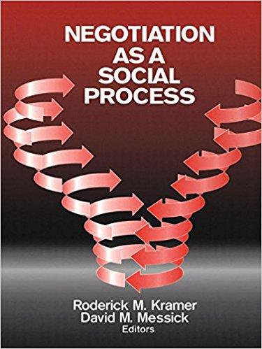 Ebook 978-0803957381 Negotiation as a Social Process
