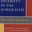 Ebook 978-0742536982 Diversity in the Power Elite: How it Happened, Why it Matters