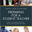 Ebook 978-1475823530 Preparing for a Student Teacher (Student Teaching: The Cooperating Teacher S