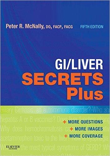 Ebook 978-0323260336 GI/Liver Secrets Plus