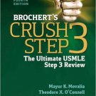 Ebook 978-1455703104 Brochert's Crush Step 3: The Ultimate USMLE Step 3 Review