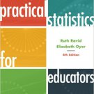 Ebook 978-1442208452 Study Guide for Practical Statistics for Educators