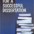 Ebook 978-0761912514 Secrets for a Successful Dissertation