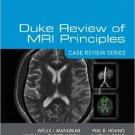 Ebook 978-1455700844 Duke Review of MRI Principles:Case Review Series