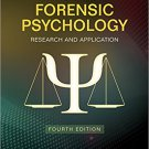 Ebook 978-1483365312 Introduction to Forensic Psychology: Research and Application