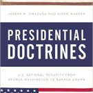Ebook 978-1442267473 Presidential Doctrines: U.S. National Security from George Washington to Bar