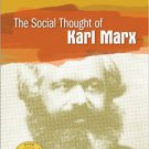 Ebook 978-1412997843 The Social Thought of Karl Marx (Social Thinkers Series)