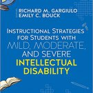 Ebook 978-1506306667 Instructional Strategies for Students With Mild, Moderate, and Severe Intell