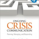 Ebook 978-1452261362 Ongoing Crisis Communication: Planning, Managing, and Responding