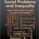 Ebook 978-1409419877 Social Problems and Inequality: Social Responsibility through Progressive So