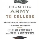 Ebook 978-1442248069 From the Army to College: Transitioning from the Service to Higher Education
