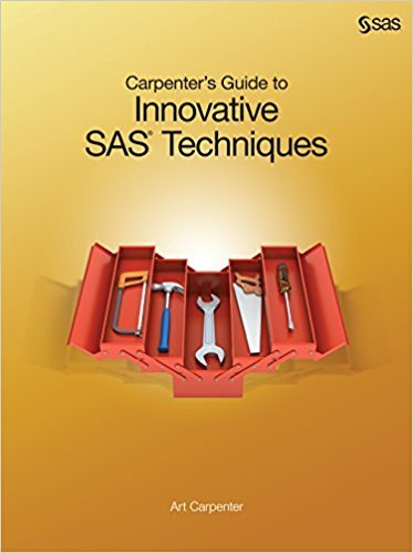 Ebook 978-1607649915 Carpenter's Guide to Innovative SAS Techniques