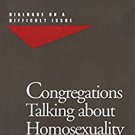 Ebook 978-1566991988 Congregations Talking about Homosexuality: Dialogue on a Difficult Issue