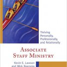 Ebook 978-1566997614 Associate Staff Ministry: Thriving Personally, Professionally, and Relationa